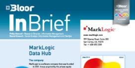 MARKLOGIC InBrief (cover thumbnail)