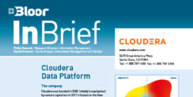 CLOUDERA InBrief (cover thumbnail)