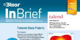 TALEND InBrief (cover thumbnail)