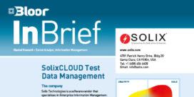 SOLIX TECHNOLOGIES InBrief (cover thumbnail)